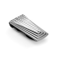 Motore Stainless Steel Money Clip