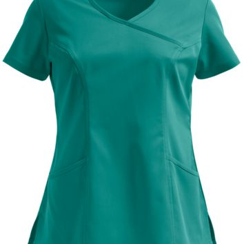Advantage by Butter-Soft™ Princess V-Neck Scrub Top, Stretch Scrubs