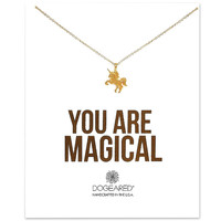 Shiny Stylish Jewelry Gift New Arrival Alloy Gold Lock Necklace [11462532175]