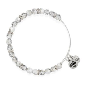 Luxe Sparkle Gleam Beaded Bangle