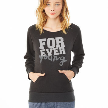 For Ever Young 5 ladies sweatshirt