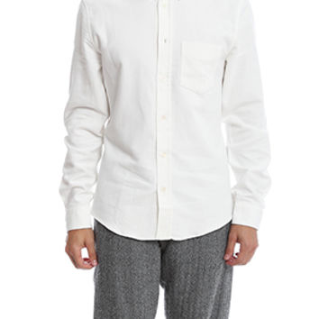 Acne Isherwood Moleskin Buttondown