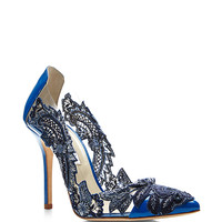 Alyssa Lace Pump