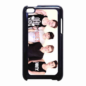 Jc Caylen Ricky Dillon Kian Lawley and Connor Franta for iPod Touch 4th case *RA*
