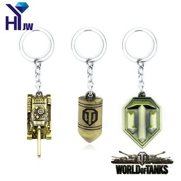 World of Tanks Key Chains