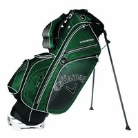 Callaway 2011 Warbird X-Treme Stand Bag (Forest/Black)