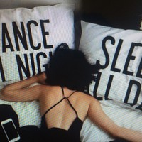 Amazon.com: Bold Statement Pillowcases Dance All Night Sleep All Day