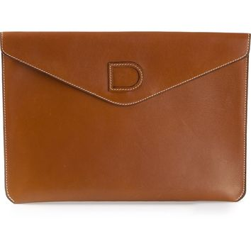 Delvaux Vintage Clutch Bag