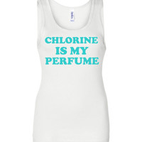 Chlorine is my Perfume