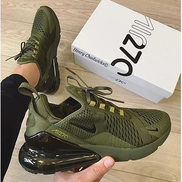 Nike Air Max 270 Woman Men Fashion Sneakers Sport Shoes