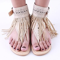 Vegan Hippie Sandals