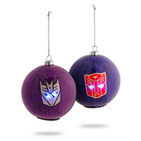 Transformers Ornaments - Decepticon