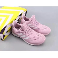 Adidas Ultra Boots Fashion Women Casual Running Sport Shoes Sneakers Pink