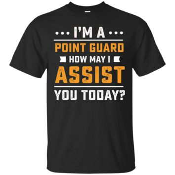 Basketball Tshirts For Men And Women Pointguard Assist Gift