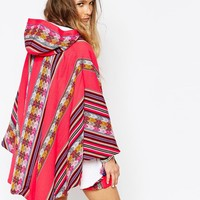 Pitusa Inca Towel Cape at asos.com