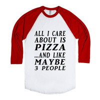 ALL ABOUT PIZZA B TEE-JH
