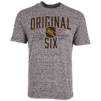 NHL Original 6 Strasman Tri-Blend T-Shirt
