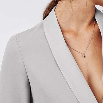 PETITE Double Breasted Blazer | Topshop