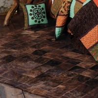 Multi-Tone Cowhide Rug - Rugs - Home