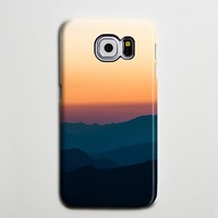Sunset Mountain Galaxy A s6 Edge Plus Case Galaxy s6 s5 Case Samsung Galaxy Note 5 Phone Case s6-183