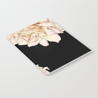 Roses - Lights the Dark Notebook by drawingsbylam