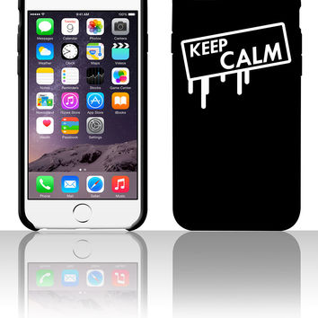 keep calm 5 5s 6 6plus phone cases