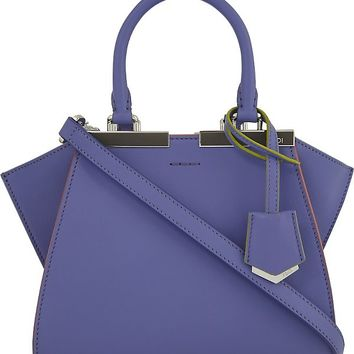 FENDI - Mini 3jours leather tote | Selfridges.com