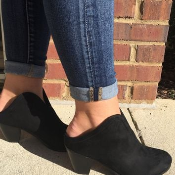 Seven Wonder Booties - Black