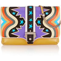Paula Cademartori - Sylvie leather clutch