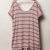 Tail Stripe Tee by Pure + Good
