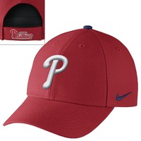 Nike Philadelphia Phillies Dri-FIT Wool Classic Baseball Cap - Adult