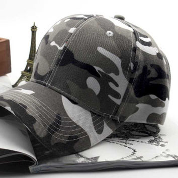 Camouflage BDU USA Delta Force Cap For Women Men Baseball Caps USA Hockey Soccer Rugby Viseras YJWH842