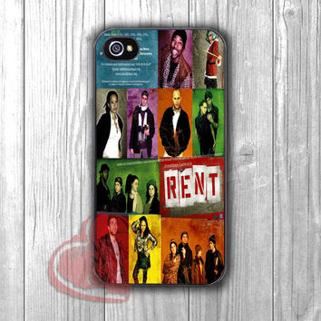 Rent Musical Poster Broadway -3 for iPhone 4/4S/5/5S/5C/6/6+,samsung S3/S4/S5/S6 Regular/S6 Edge,samsung note 3/4