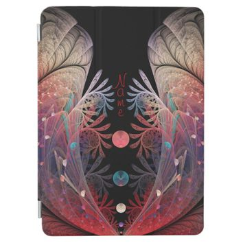 Jonglage Abstract Modern Fantasy Fractal Art Name iPad Pro Cover