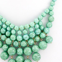 Coveted Stone Necklace