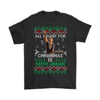 SPBEST All I Want For Christmas Is Keith Urban Shirts