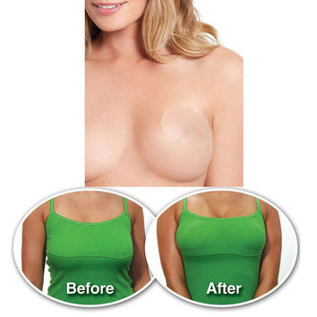 20x Invisible Bare Push Up Instant Breast Lift Support Bra Shaper Adhesive Tape Gift