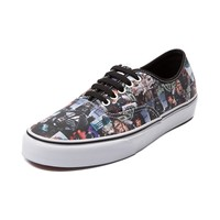 Vans Authentic Star Wars Film Collage Skate Shoe
