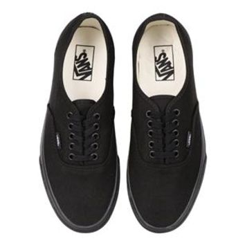 AUTHENTIC BLACK/BLACK | Footwear | Clothing | Shop Mens | General Pants Online