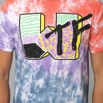 Urban Outfitters - WTF Tie-Dye Tee