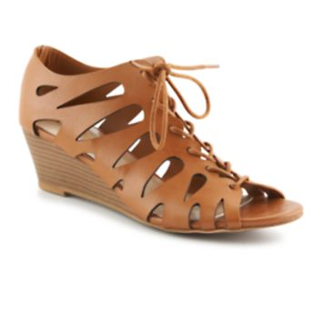 Limelight Jasper Women's Shoe (COGNAC)
