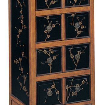 42413 - Niko Apothecary Styled Accent Chest