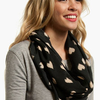 Bottom of My Hearts Scarf $22