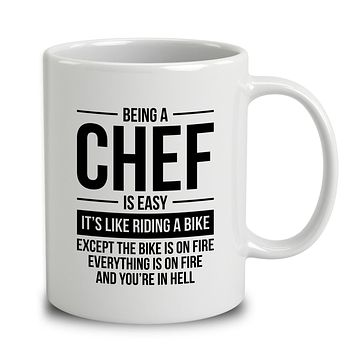 Being A Chef