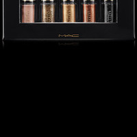 Nocturnals Pigments and Glitter: Black and Gold | M·A·C Cosmetics | Official Site