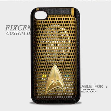 Star Trek Badge Communicator - iPhone 4/4S Case
