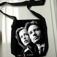 X Files Messenger Bag / Purse