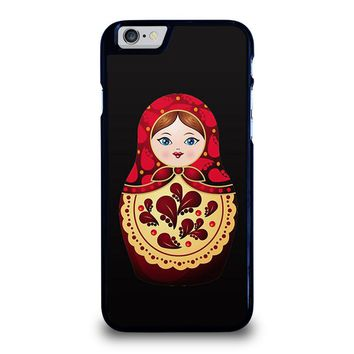 MATRYOSHKA RUSSIAN NESTING DOLLS iPhone 6 / 6S Case Cover