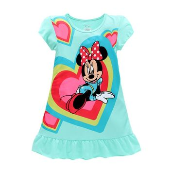 Minnie Mouse kids sleepwear