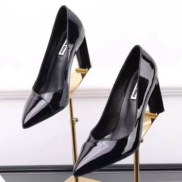 Miumiu Women Heels Shoes-4